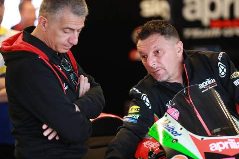 Gresini Racing confirms independent MotoGP future from 2022