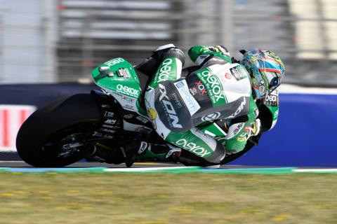 Jerez Moto2 test times - Wednesday (FINAL)
