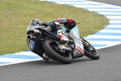 Jerez Moto3 test times - Wednesday (Session 2)