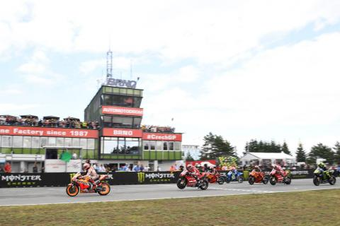 Fewer engines if MotoGP races reduced?