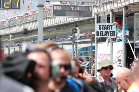 Extra time: MotoGP's delayed start…