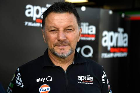 Official: MotoGP team principal Fausto Gresini has died