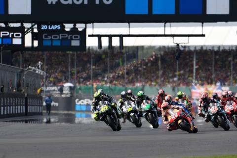 British MotoGP cancelled