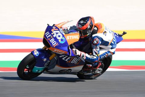 Moto2 Misano: Fernandez takes controversial win over Di Giannantonio