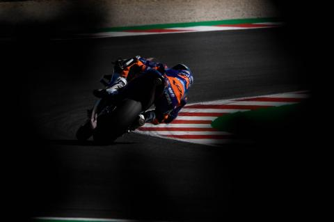 Oliveira heads day two at Misano