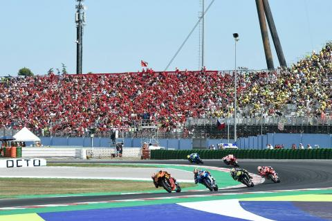 MotoGP should 'pack all the negatives into this year'