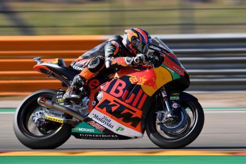 Moto2 Aragon: Dominant ride brings Binder victory