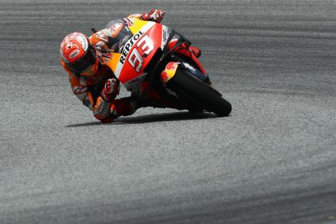 Marquez beats Quartararo for Thailand win to take MotoGP world title