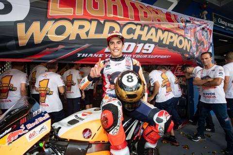 Honda: Marc's clever, he understood new bike immediately - Exclusive