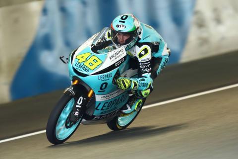 Moto3 Motegi: Dalla Porta wins as Canet crashes out