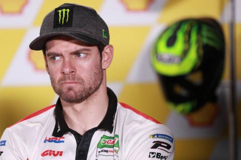 MotoGP Gossip: Crutchlow to Aprilia, Dovizioso to take a year out?