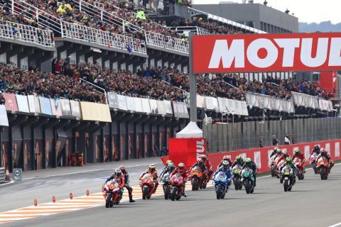 MotoGP 2021 - Rider line-up so far...