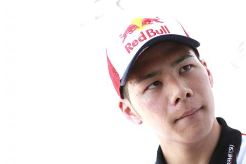 Nakagami: I'm only at 55-60% condition so far