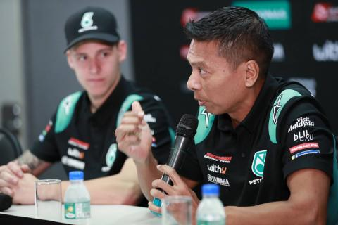 10 race minimum for 'credible' MotoGP season