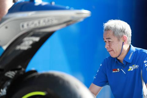 Suzuki 'will try to manage by ourselves' after Brivio exit