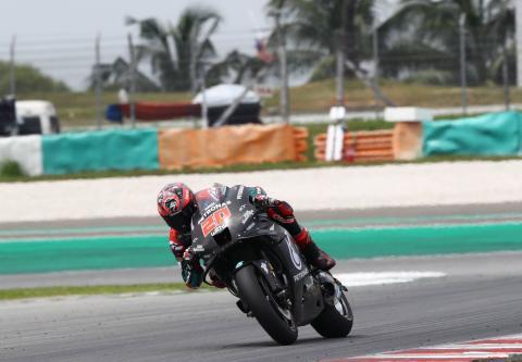 Sepang MotoGP test times - Sunday (3pm)