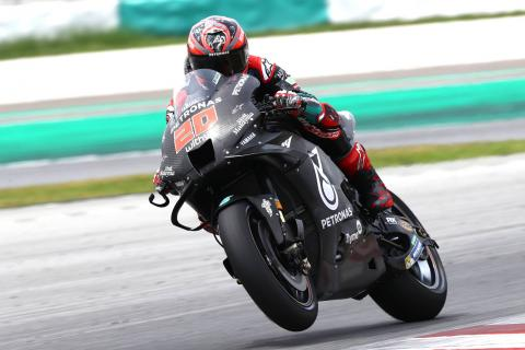 Sepang MotoGP test times - Saturday (FINAL)