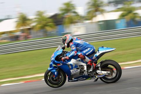 Suzukis quick, 'holeshot' soon, 'need to innovate' like Ducati