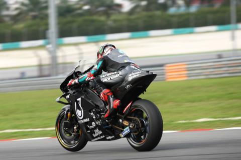Sepang MotoGP test times - Sunday (4pm)