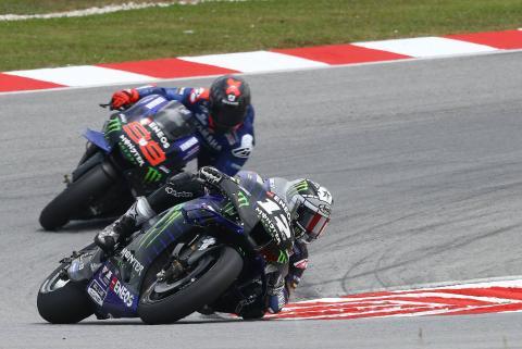 Lorenzo 'enjoying life' as a test rider, but…