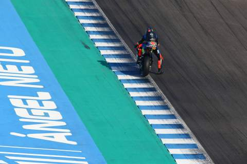 Moto2 Andalucia - Free Practice (1) Results