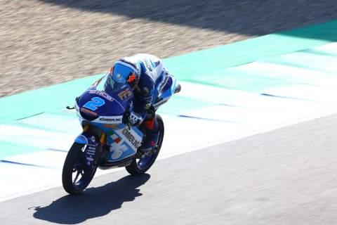 Moto3 Jerez - Free Practice (2) Results