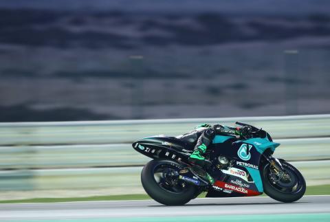 Qatar MotoGP test times - Monday (6pm)