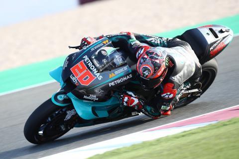 Qatar MotoGP test times - Monday (4pm)