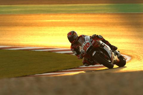 Two days added to Qatar MotoGP Test, Shakedown reduced