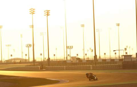 Laptime Tes Pra-Musim MotoGP 2021 Qatar - Sabtu (18.00)