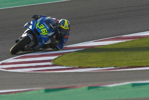 Mir: Aggressive, smooth mix key to Suzuki speed