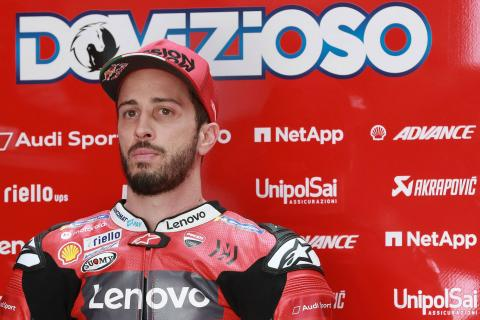 MotoGP Gossip: Dovizioso undecided on MotoGP future