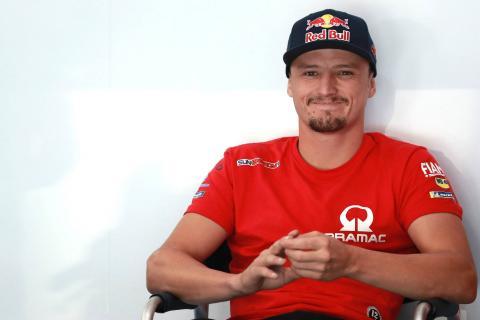 Official: Jack Miller joins factory Ducati team