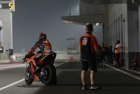 Pol: We all thought 2020 MotoGP season was over