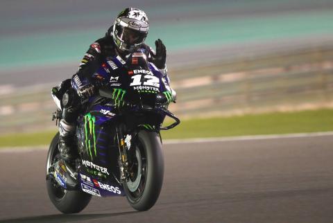 Qatar MotoGP test times - Monday (FINAL)
