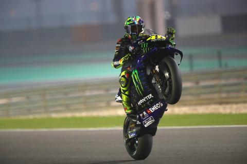 MotoGP Gossip: Rossi leads coronavirus support measures