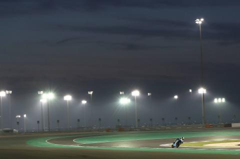 Coronavirus: Qatar MotoGP to 'proceed as normal'