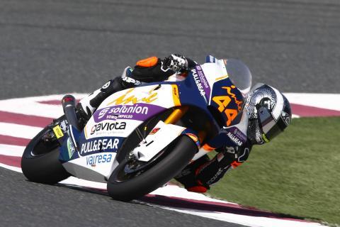 Qatar Moto2 test times - Sunday (Session 2)