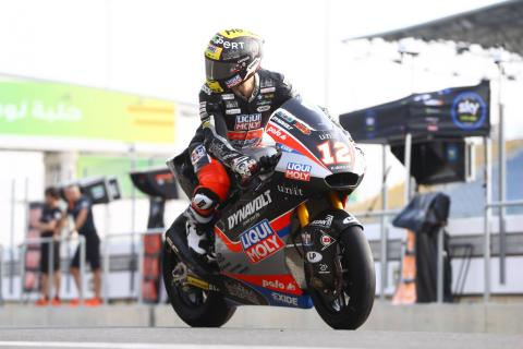 Moto2 Qatar - Free Practice (1) Results