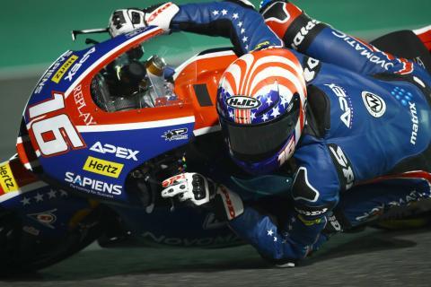 Moto2 Qatar - Free Practice (3) Results
