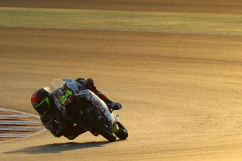 Moto3 Qatar - Qualifying Results