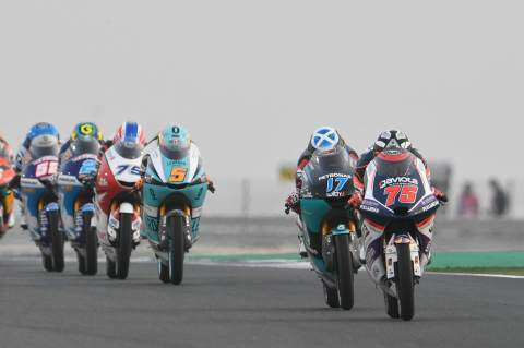 Moto3 Jerez: Arenas at the double for back-to-back wins
