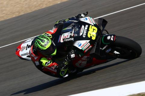 Crutchlow 'more surprised at who they chose'