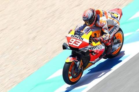 Spanish MotoGP - Free Practice (1) Results