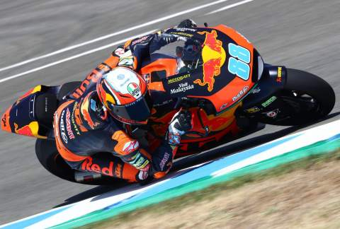 Moto2 Jerez - Qualifying Results