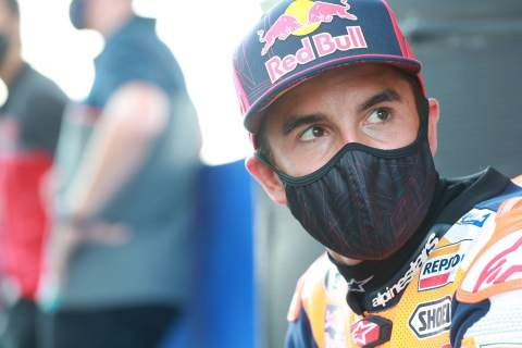 Marc Marquez admits 'hasty' MotoGP return was mistake, points finger at doctors
