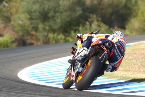 Spanish MotoGP - Warm-up Results