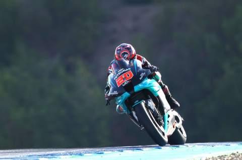 Spanish MotoGP - Race Results