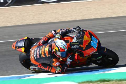 Moto2 Andalucia - Free Practice (3) Results