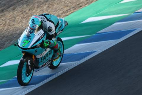Moto3 Brno: Foggia flies to first Moto3 win